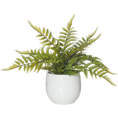 Bracken Fern Tub Pot