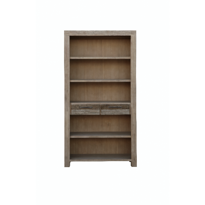 Peninsular Bookcase Grey