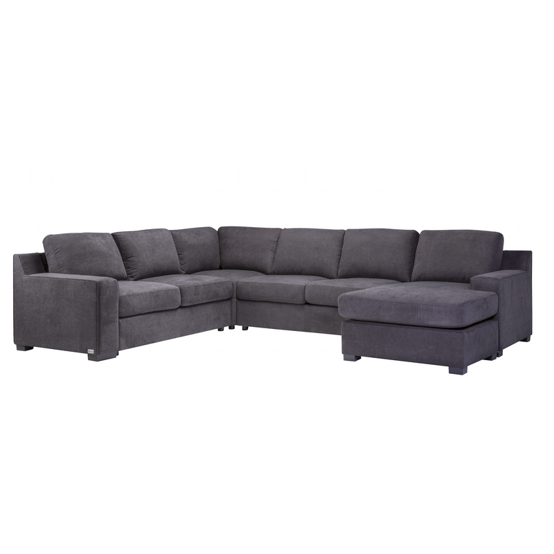 Shawn 6 Seater Modular with Reverse chaise & Sofa bed