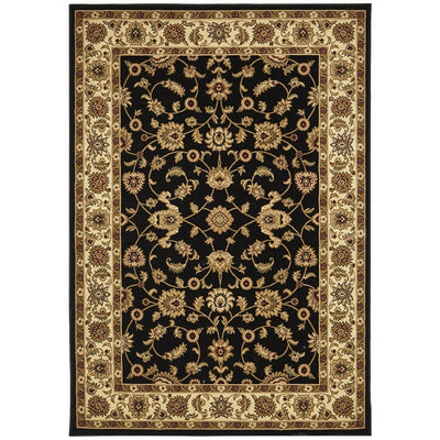 Traditions of Sydney 1 Black Ivory 230x160 Rug