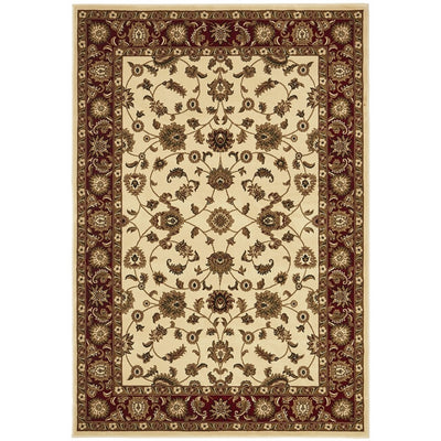 Traditions of Sydney 1 Ivory Red 230x160 Rug