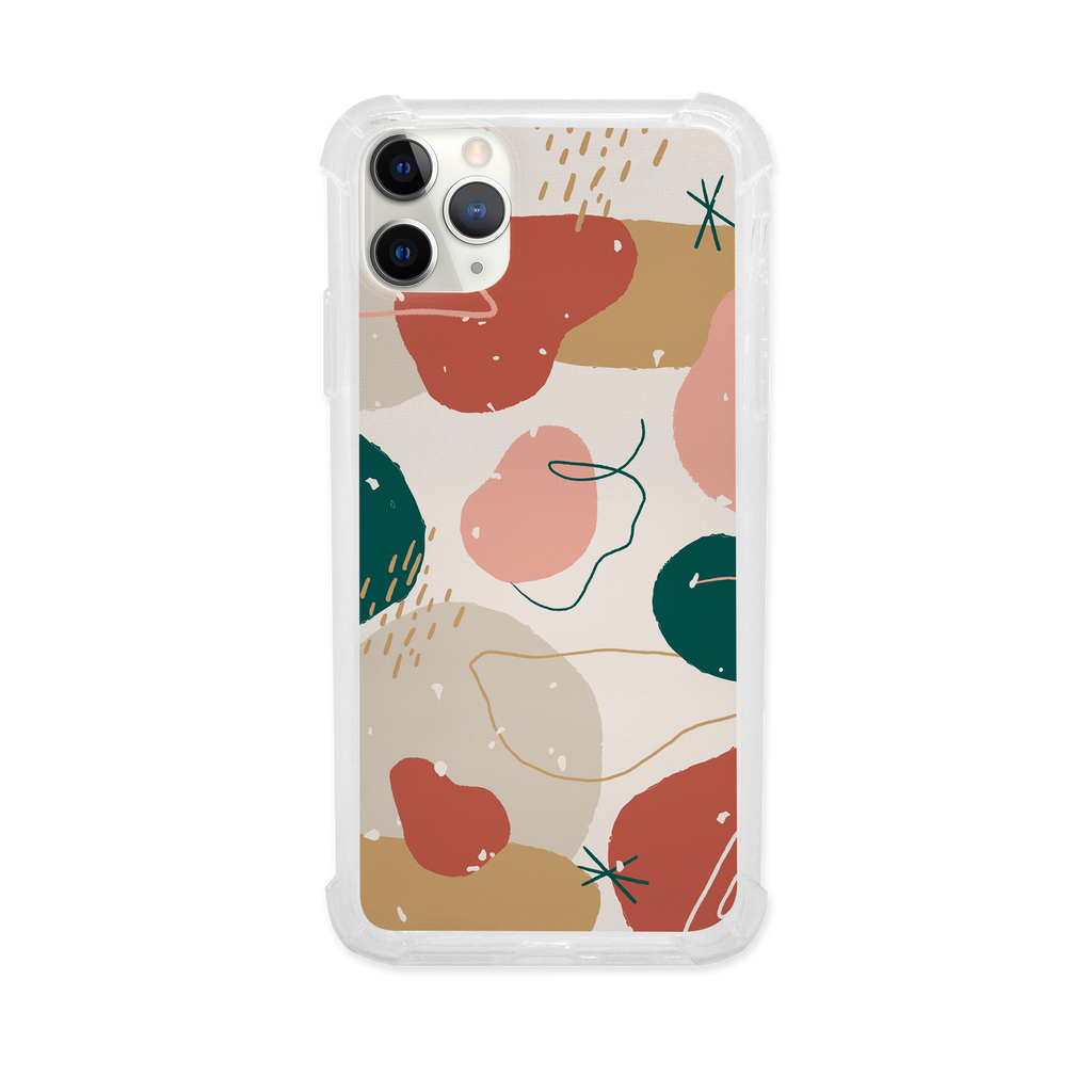 Pastel Abstract Shock Case