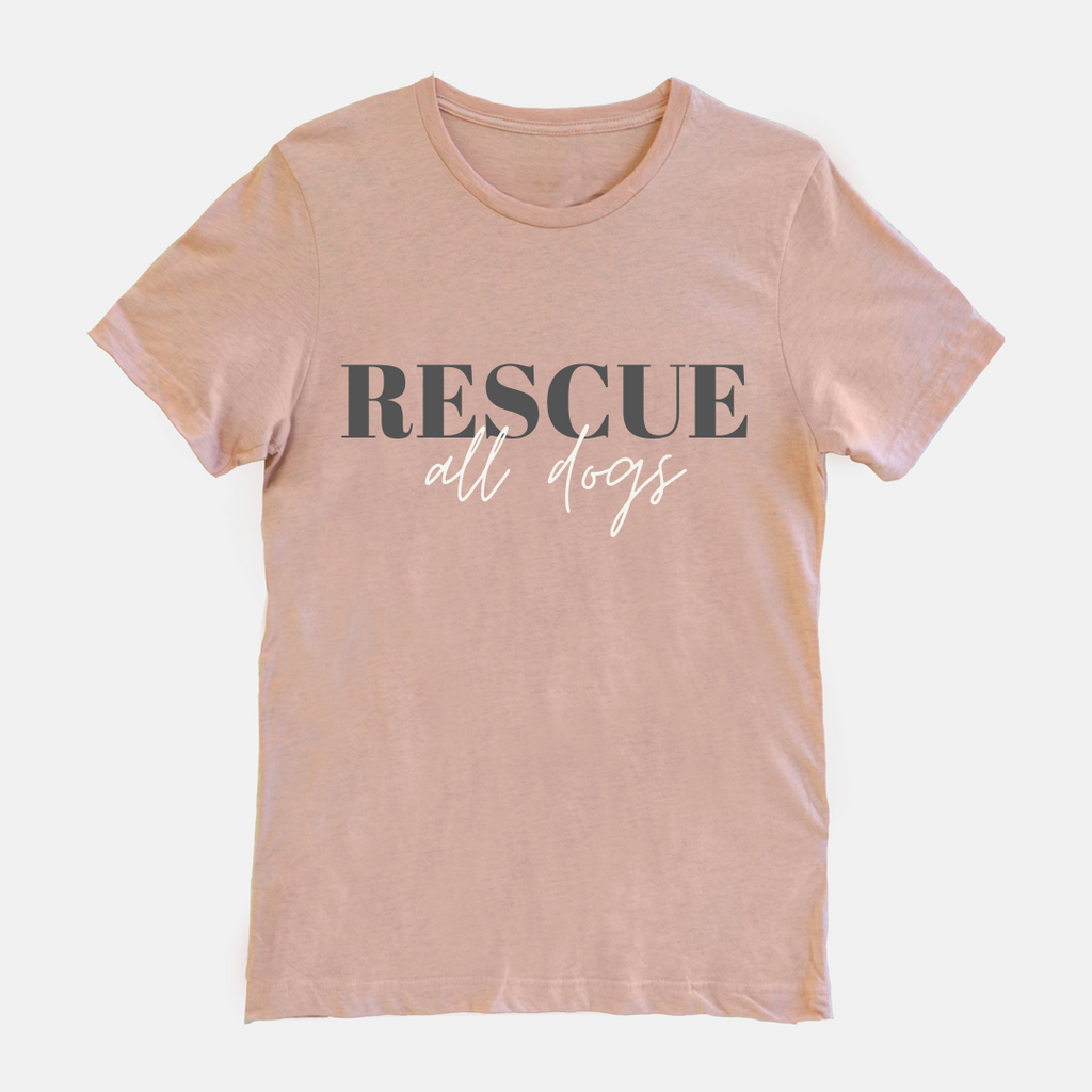 Rescue All Dogs T-Shirt