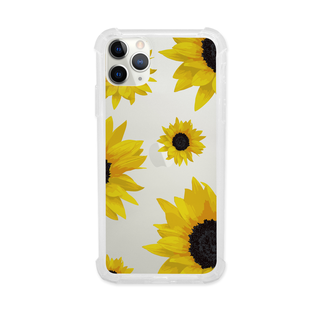 Sunflower Shock Case