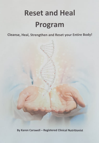 Reset and Heal Program