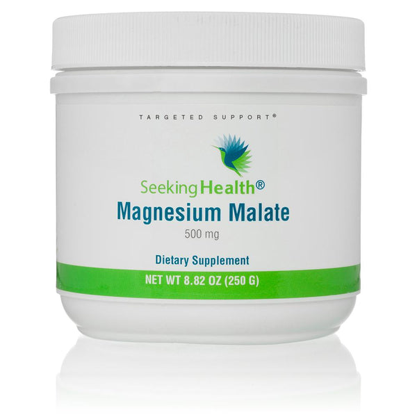 Magnesium Malate, Seeking Health
