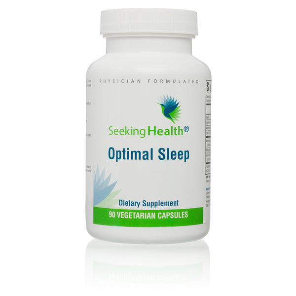 Seeking Health, Optimal Sleep - 90 Vegetarian Capsules