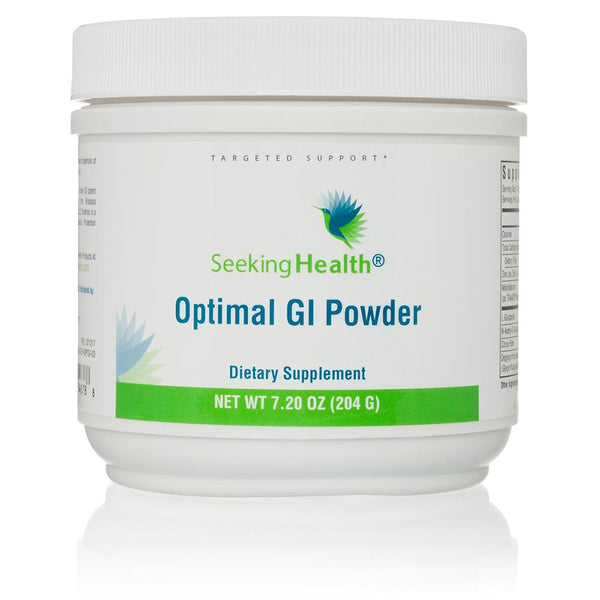 Optimal GI Powder, Seeking Health