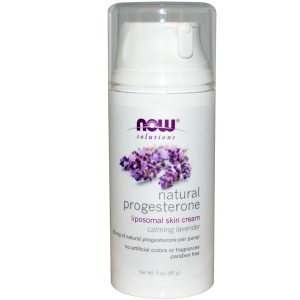NOW  Natural Progesterone Cream