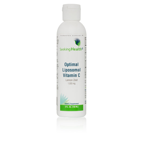 Seeking Health, Optimal Liposomal Vitamin C 150ml