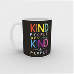 VICKY YORKE - 11oz Mug - KIND PEOPLE ARE MY KIND OF PEOPLE (5236974223404)