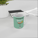 VICKY YORKE - 11oz Mug - QUARANTINI QUEEN (5236979105836)