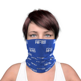 Unisex Textile Snood - Clap for NHS (5126502383660)