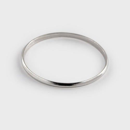 ANILLO BASIC 1 MM - Vicenç Silver