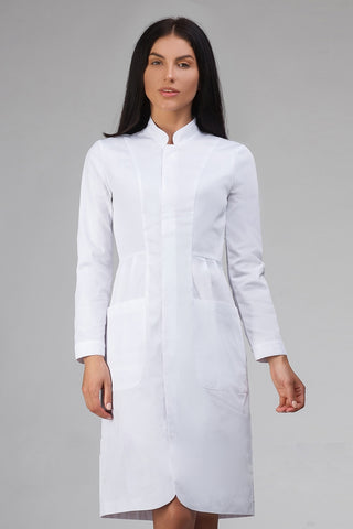 "Lab Coat ""Olimpia"" long"