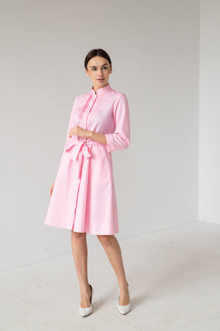 "Lab Coat ""Camilla"" pink"