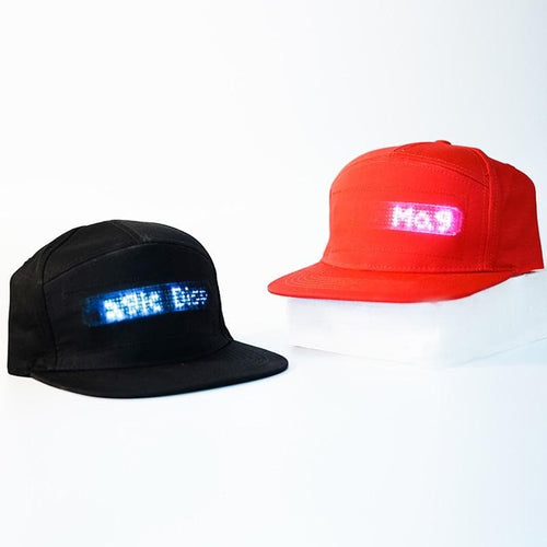 Gorra LED - BiCuuL