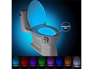 Luz LED Inteligente WC - BiCuuL