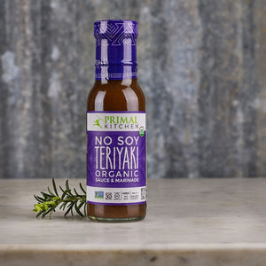 Primal Kitchen Teriyaki Sauce and Marinade 241g