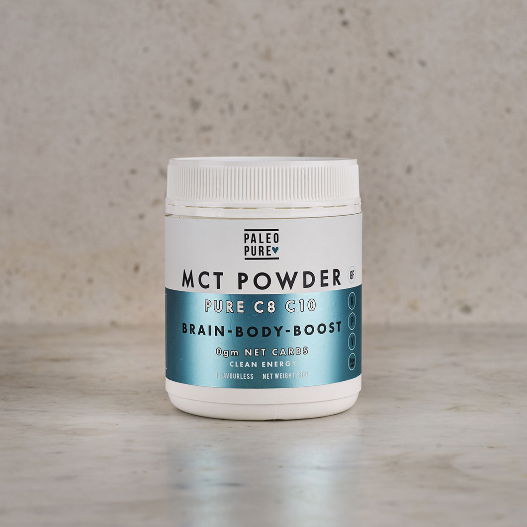Paleo Pure MCT Powder 180g