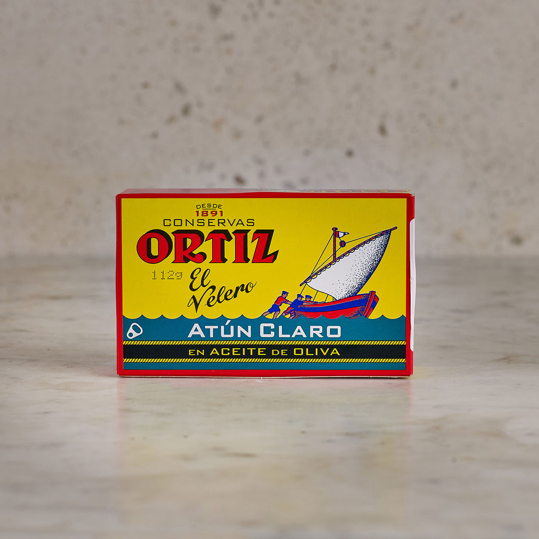 Ortiz Tuna in Olive Oil 112g