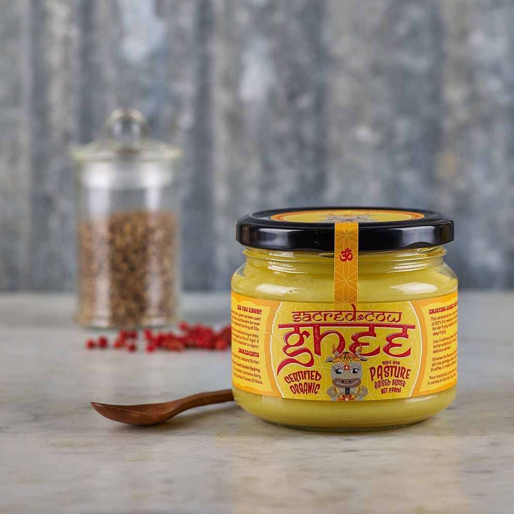 Sacred Cow Ghee 270ml