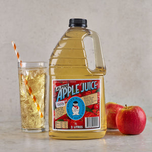 Alpine Apple Juice 2L