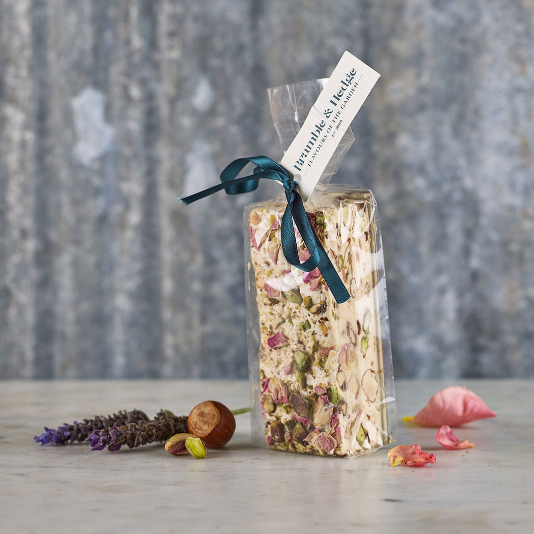 Bramble & Hedge Nougat - Persian Barberry & Rosewater 150g