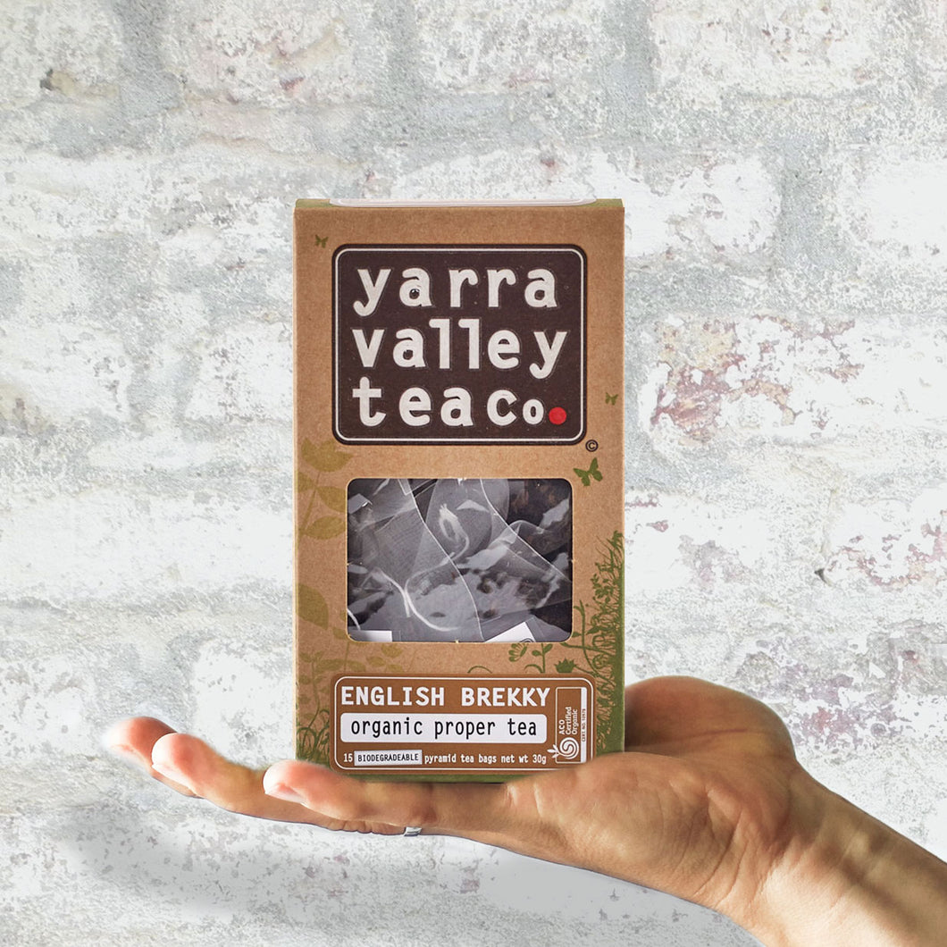 Yarra Valley Tea Co. English Breakfast Tea Bags