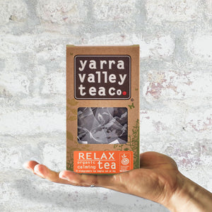 Yarra Valley Tea Co. Relax Tea Bags