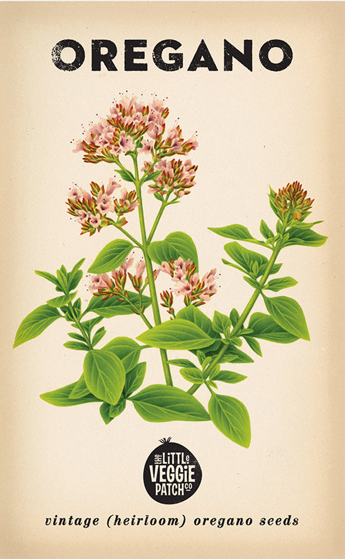 The Little Veggie Patch Co. Oregano Seeds