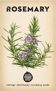 The Little Veggie Patch Co. Rosemary Seeds