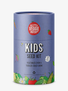 The Little Veggie Patch Co. Kids Seed Kit