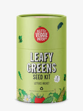 Load image into Gallery viewer, The Little Veggie Patch Co. Leafy Greens Seed Kit