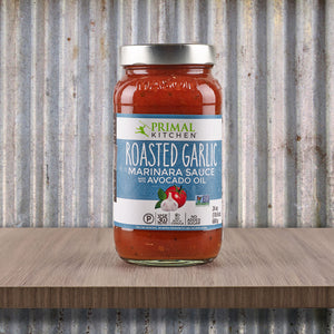 Primal Kitchen Roasted Garlic Pasta Sauce 680g