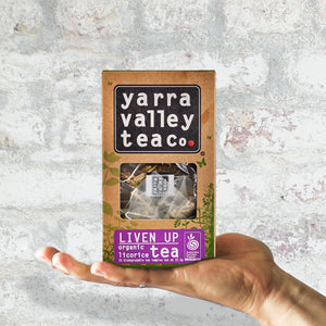 Yarra Valley Tea Co. Liven Up Tea Bags