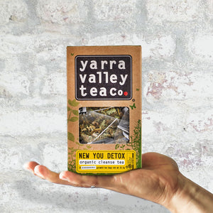 Yarra Valley Tea Co. New You Detox