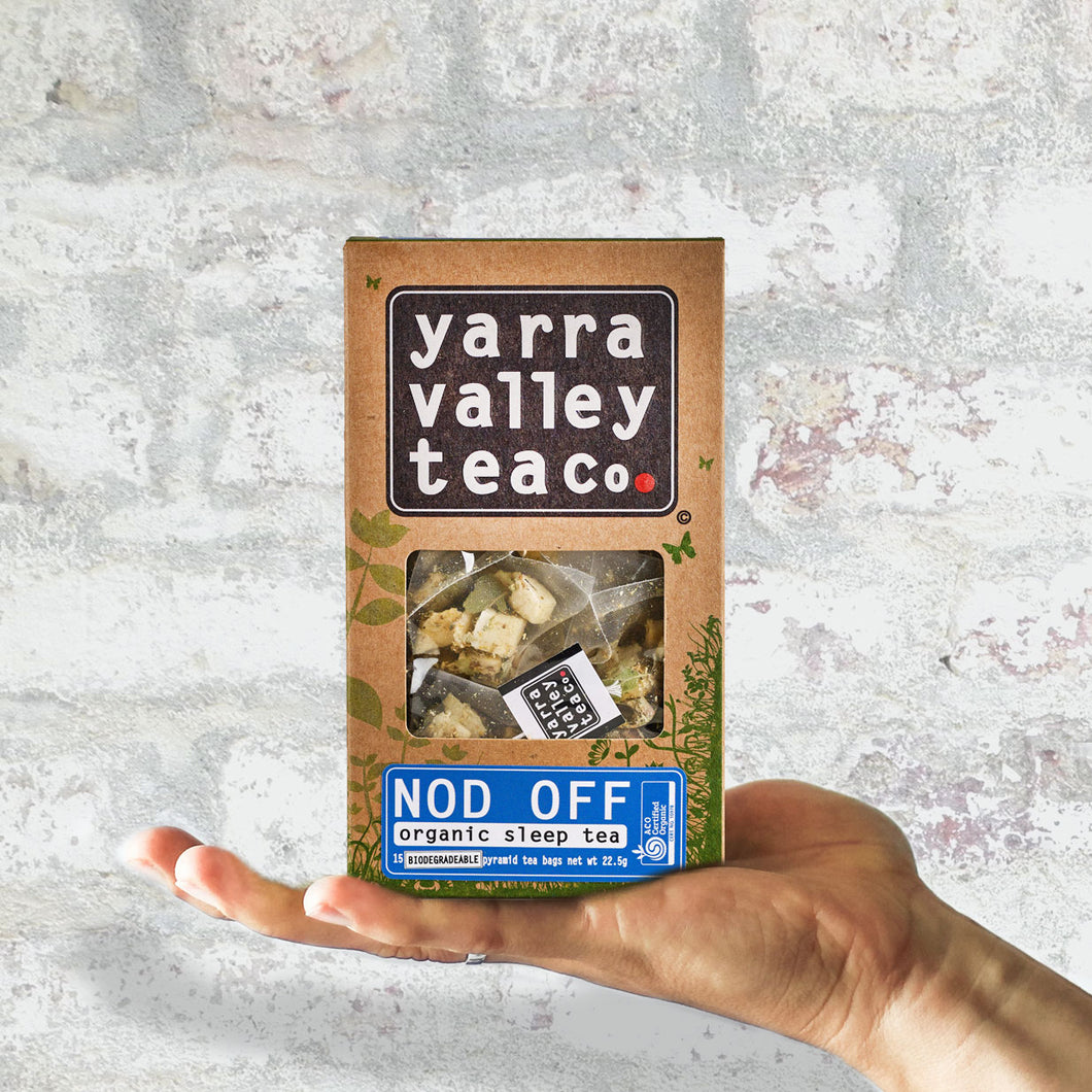 Yarra Valley Tea Co. Nod Off Tea Bags
