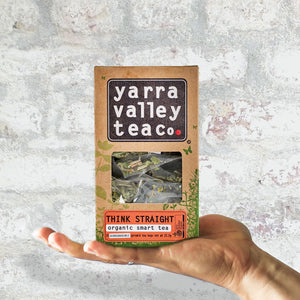Yarra Valley Tea Co. Think Straight Tea Bags