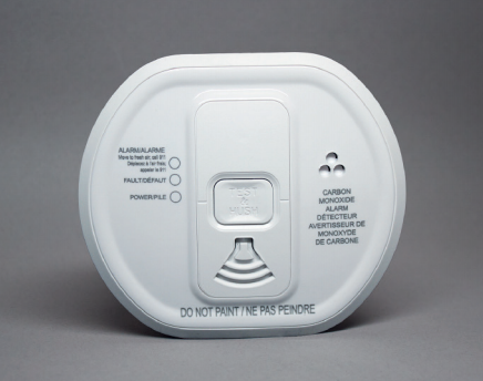 ALU-RE615 - CO ALARM