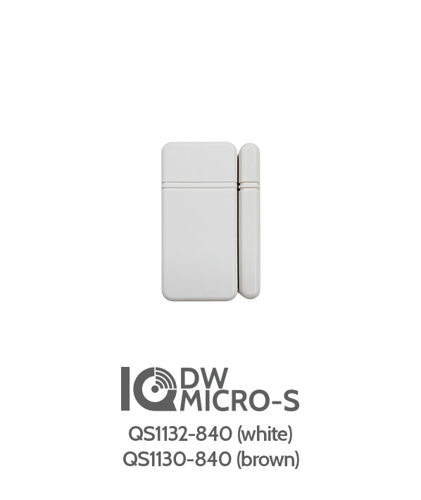 QOL-QS1132-840 - IQ MICRO Door/Window-S (White)