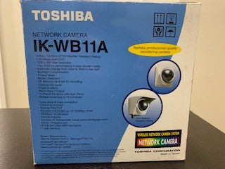 Toshiba IK-WB11A Wireless Network Camera