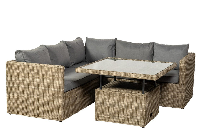 Wentworth Adjustable Lounging Set