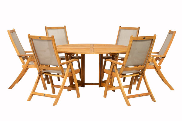 Henley 6 Seater Gateleg Dining Set