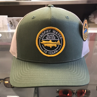 Trophy water SnapBack hat