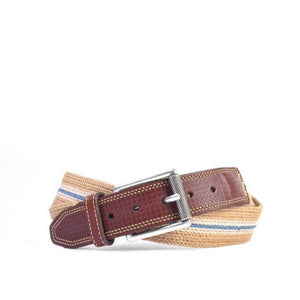 Martin Dingman Savannah Belt in Khaki