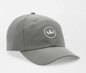 Peter Millar Crown Seal Performance Hat in Smoke