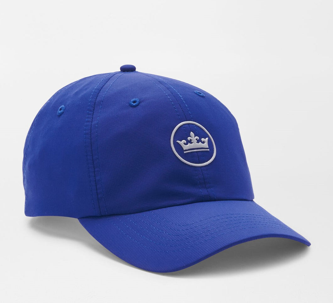 Peter Millar Crown Seal Performance Hat in Deep Ocean