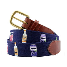 Load image into Gallery viewer, Smathers & Branson Transfusion Needlepoint Belt
