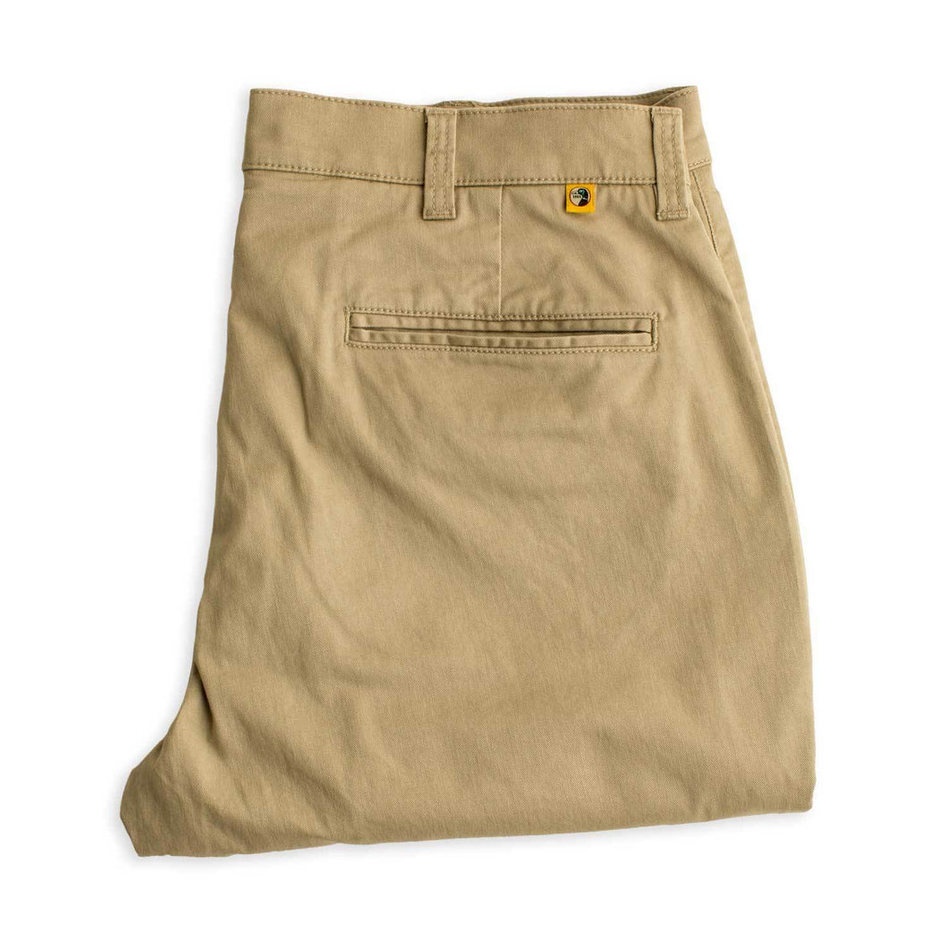 Duckhead Gold School Chino in Khaki